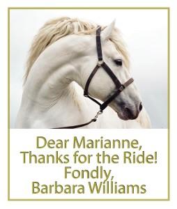 Barbara-Williams-fond-memories-Marianne-Stevens