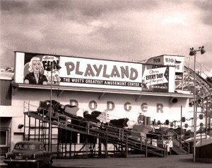 Playland-at-the-Beach in San Francisco.