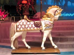 Illions-carousel-horse-stander-Marianne-Stevens-restored