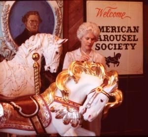 Maranne-Stevens-historic-carousel-appreciation-pioneer-Bill-Mans-photo