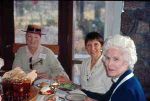 Marianne at Asilomar in 1999. Kate Muphy photo