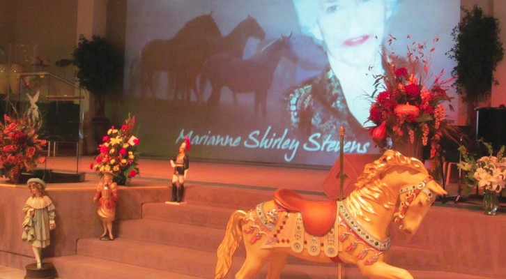 Marianne Stevens - Tribute Gallery