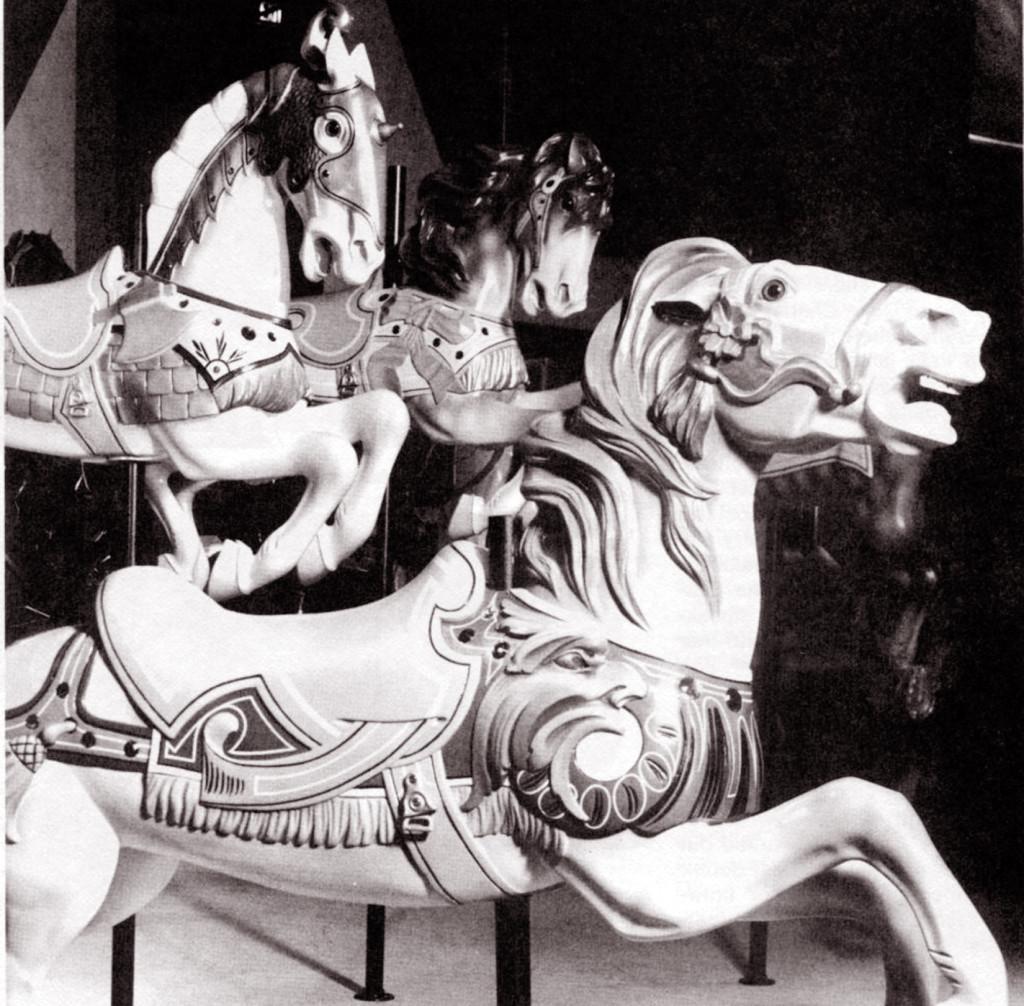 Restored-1928-Spillman-horses-Grand-Rapids-1985