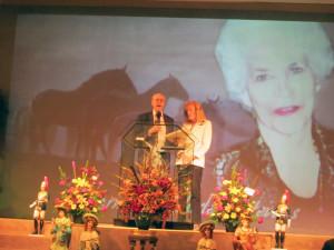Rol and Jo Summit remember their dear friend.