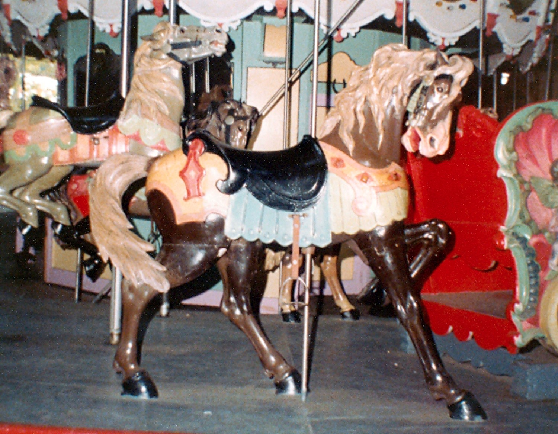 clementon lake NJ lost ptc carousel