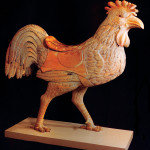 ACM-SF-Norton-auction-Dentzel-carousel-rooster