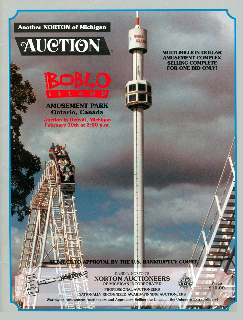 Boblo-Island-Amusement-Park-Auction-Ontario-Detroit