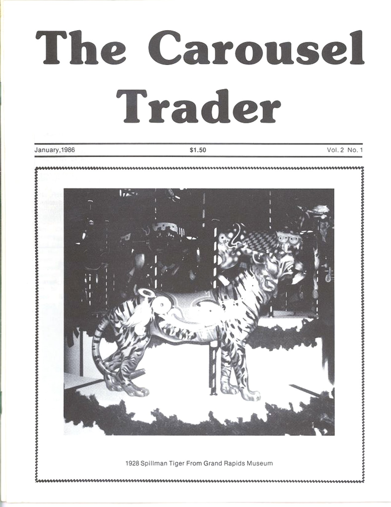 Carousel-News-01_1986-cover-Grand-Rapids-MI-Spillan-Tiger
