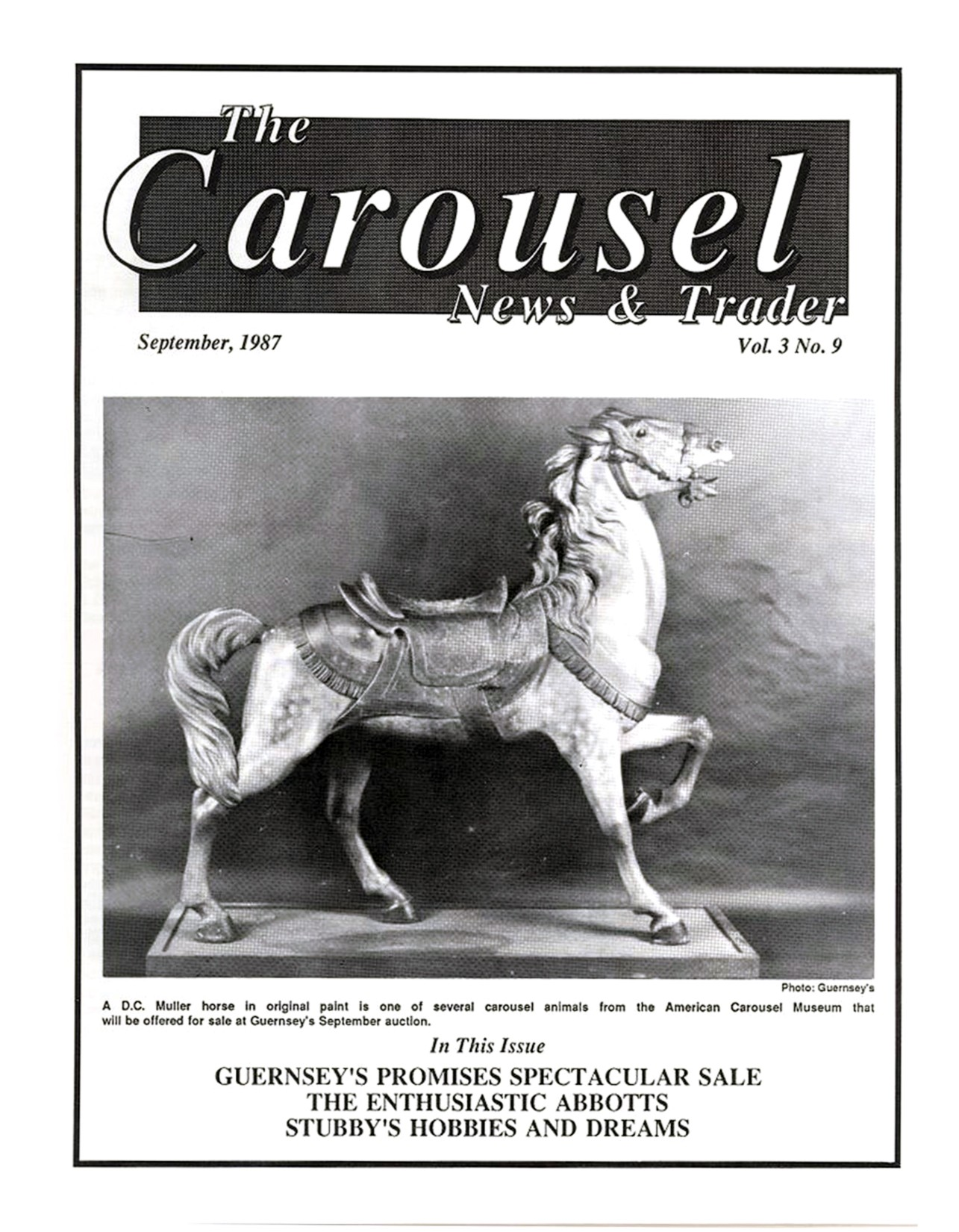 Carousel-News-cover-09_1987-D-C-Muller-Military-Horse-ACM-San-Fran