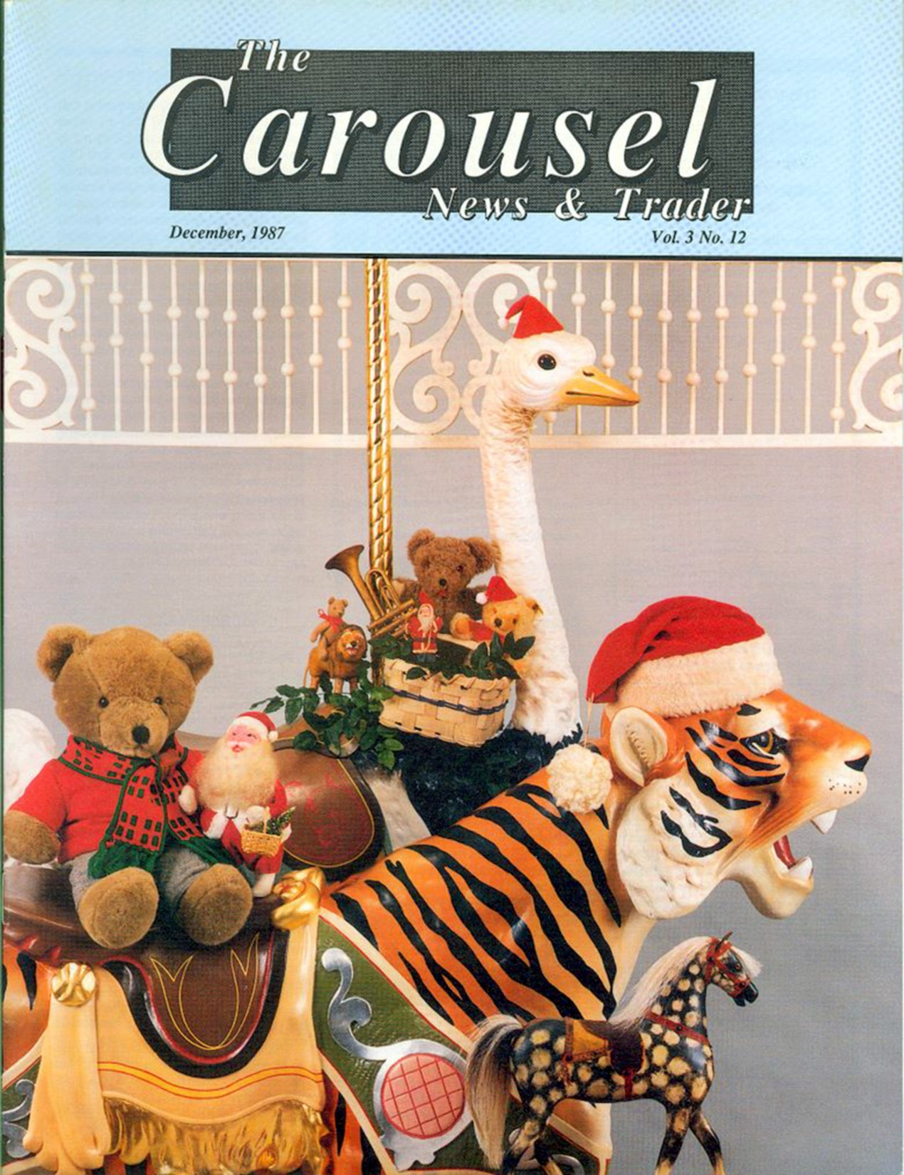 Carousel-News-cover-12_1987-Tony-Orlando-carousel-holiday-color-display