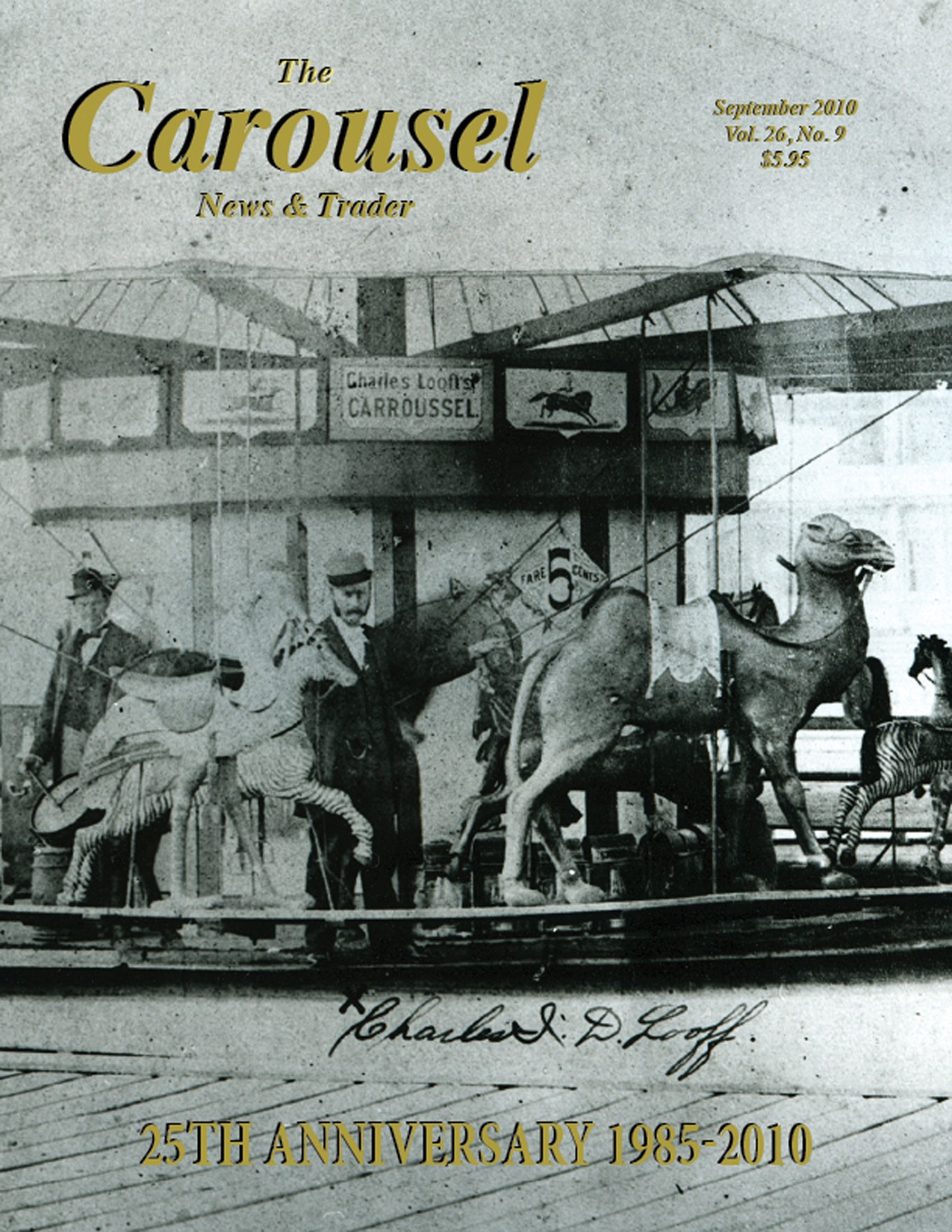 Issue No. 9, Vol. 26 – September 2010