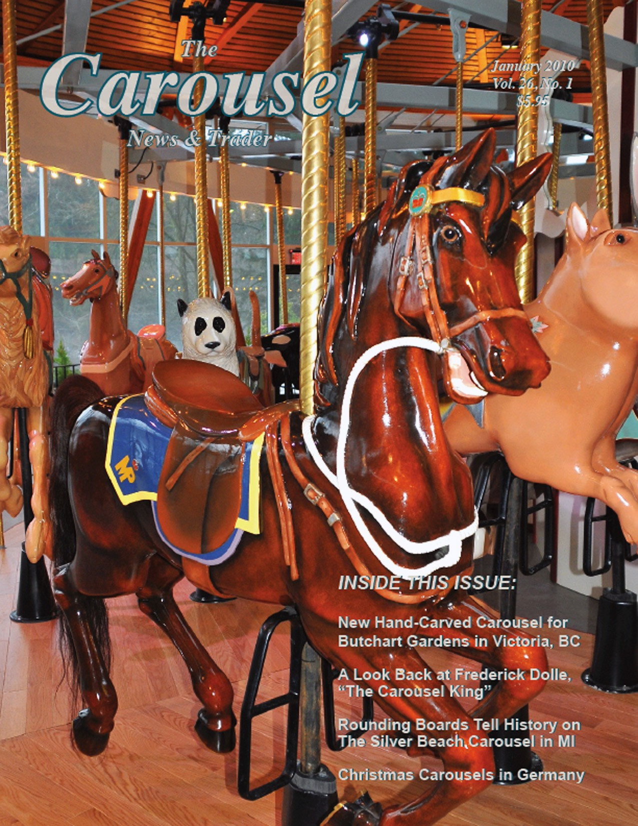 Issue No. 1, Vol. 26 – January 2010