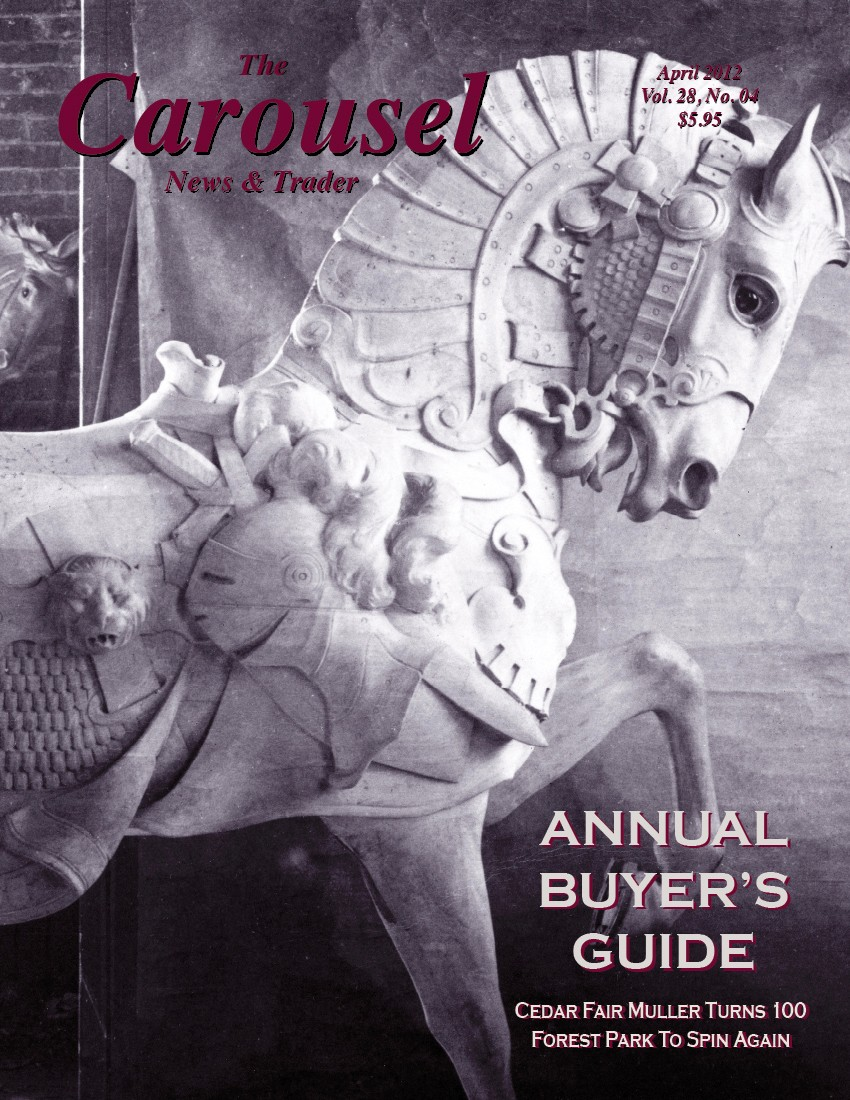 Carousel-news-cover-4-Archive-D-C-Muller-Carousel-Horse-April-2012