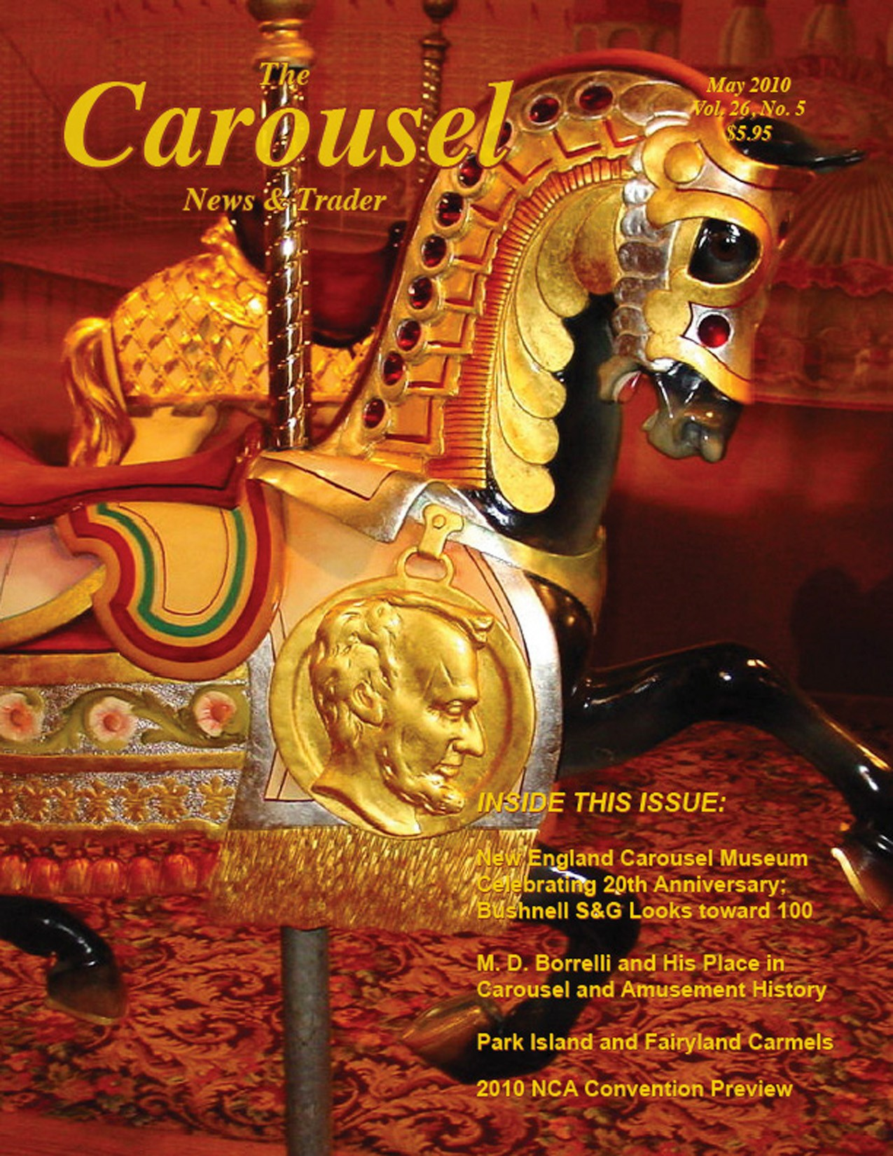 Issue No. 5, Vol. 26 – May 2010