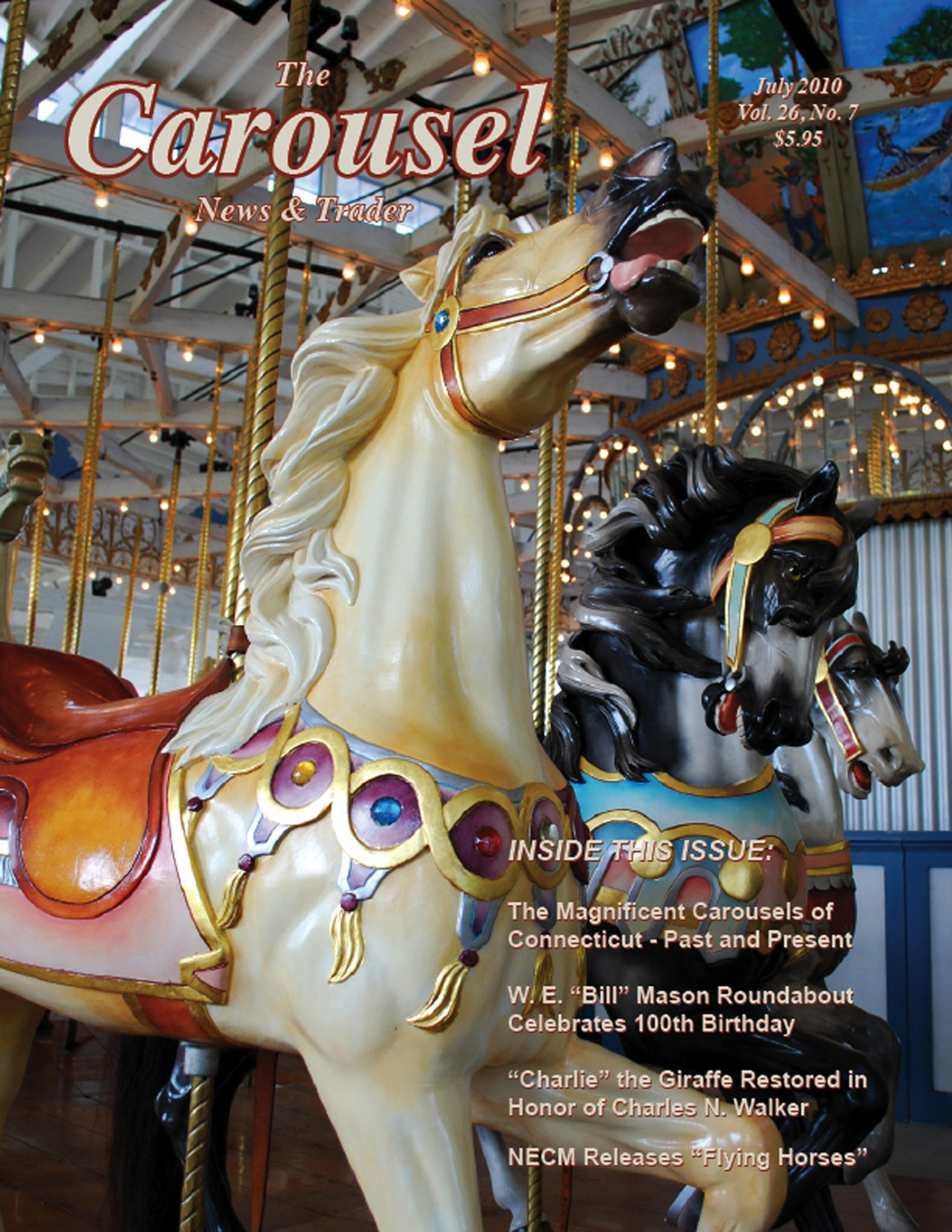 Issue No. 7, Vol. 26 – July 2010
