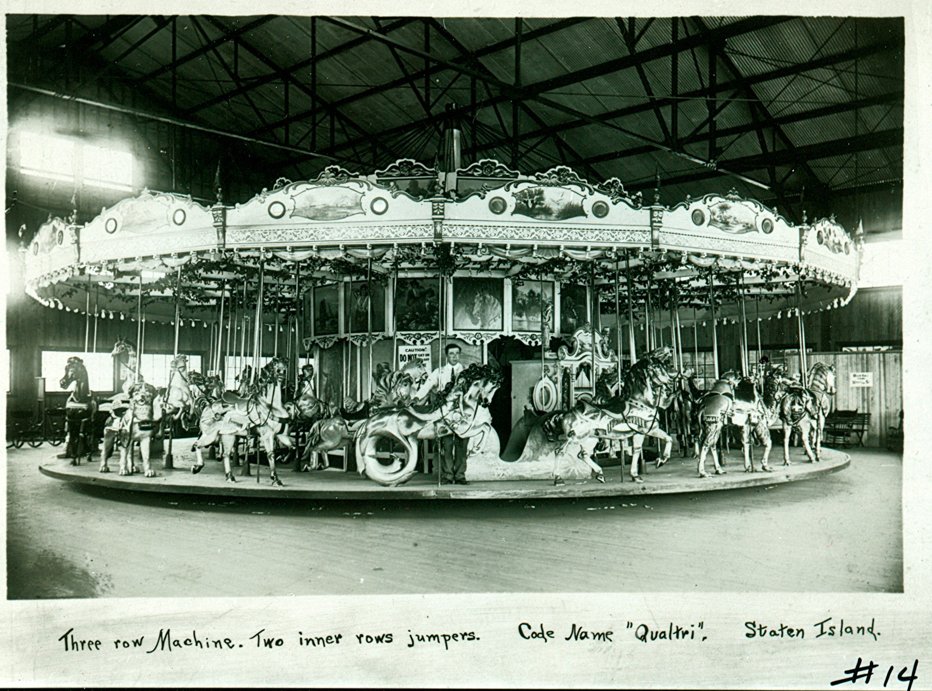 Historic-PTC-14-carousel-Staten-island-NY