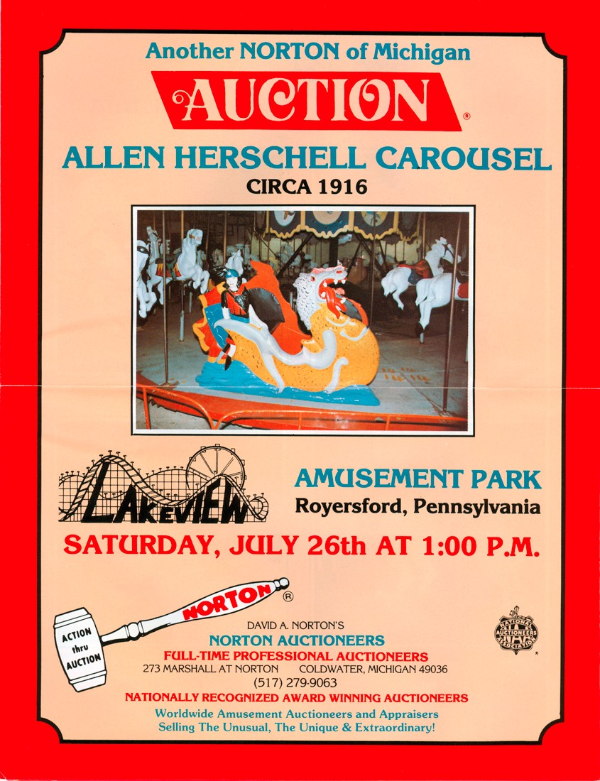 Lakeview-Amusement-park-auction-Royersford-PA