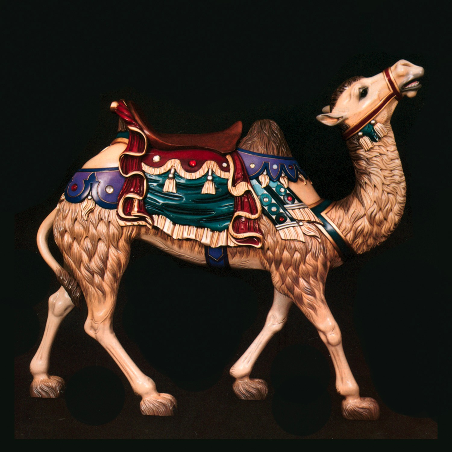 Lost-Carousels-Salem-Willows-Looff-camel