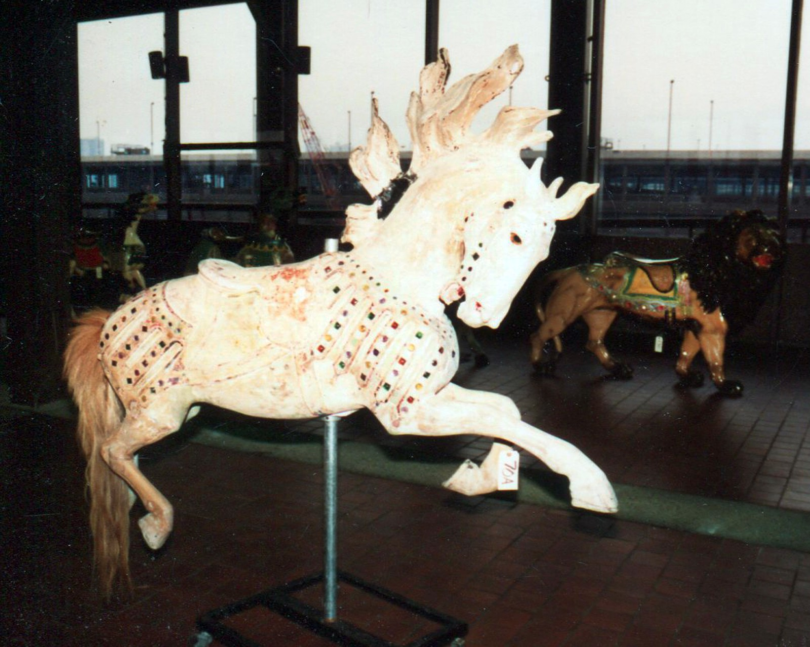 M-C-Illions-Seaside-nj-carousel-horse-world-record-auction-121k