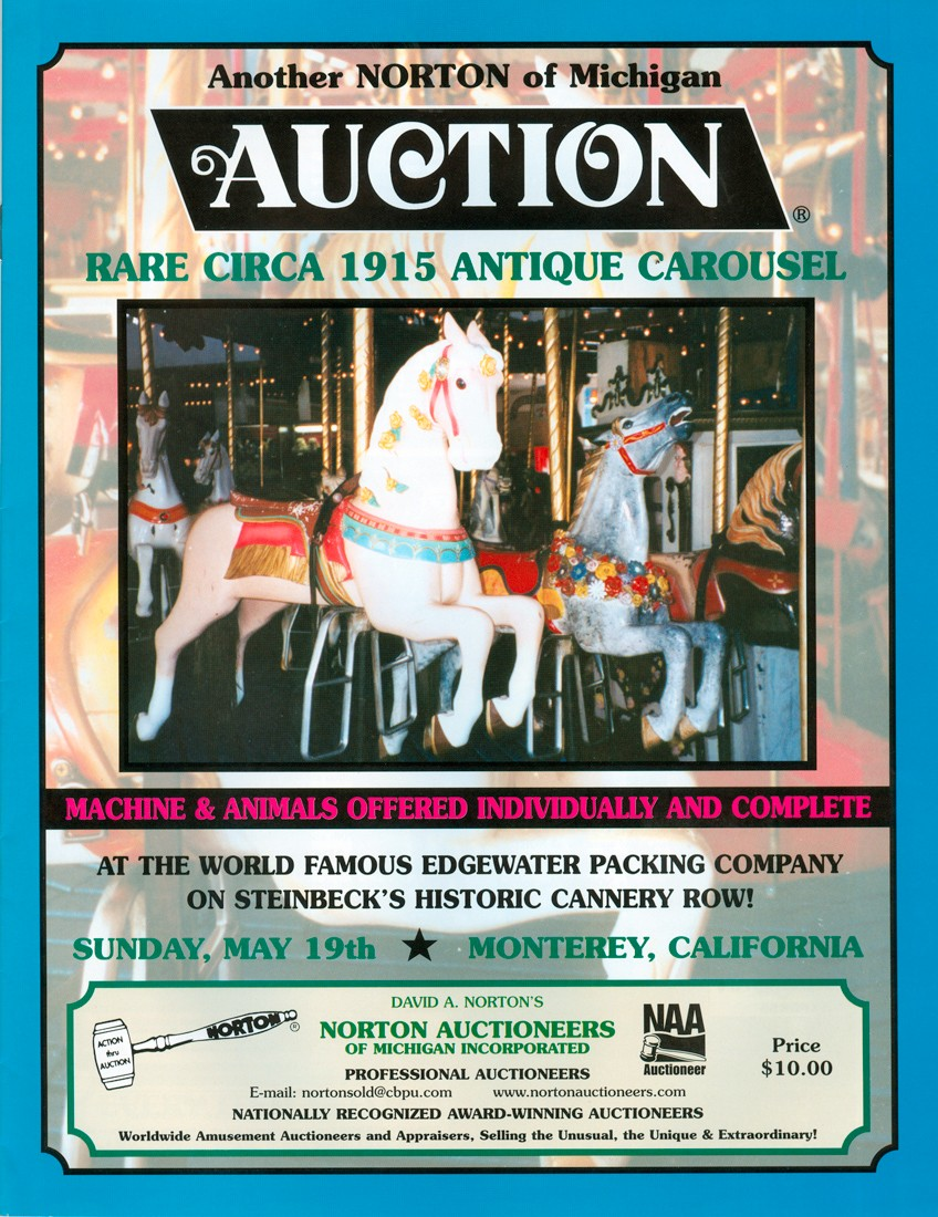 Monterey-historic-carousel-Norton-auction-CA