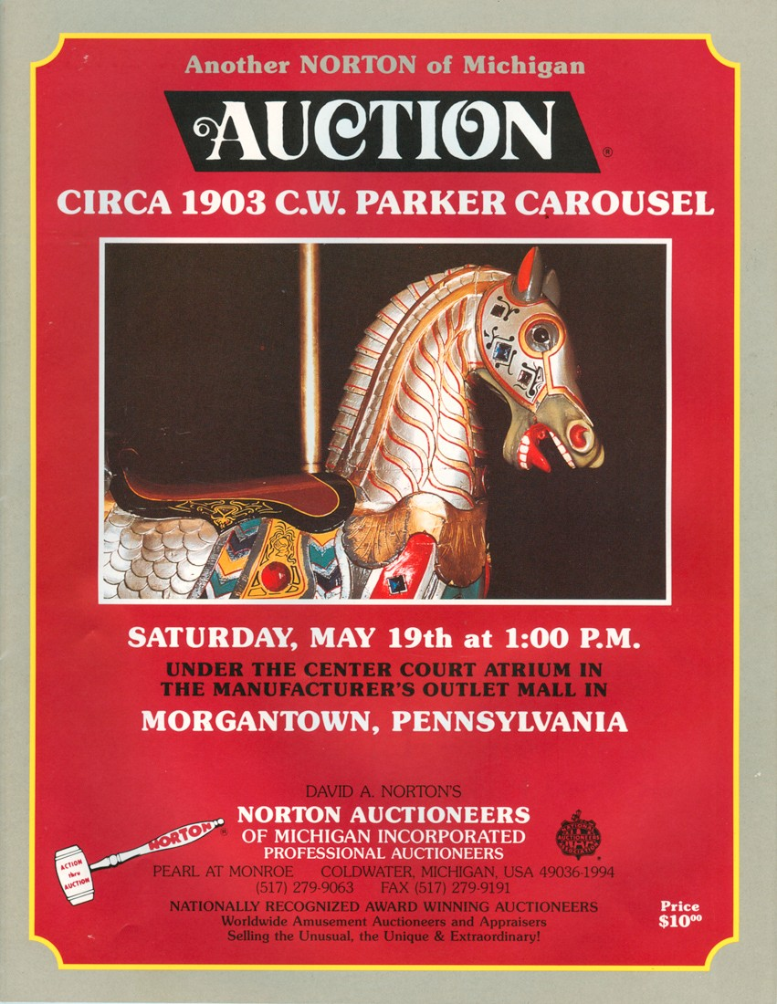 Morgantown-PA-1903-Parker-carousel-auction