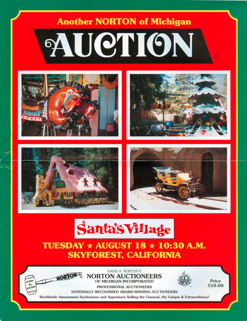 Santas-Village-SkyForest-CA-carousel-auction