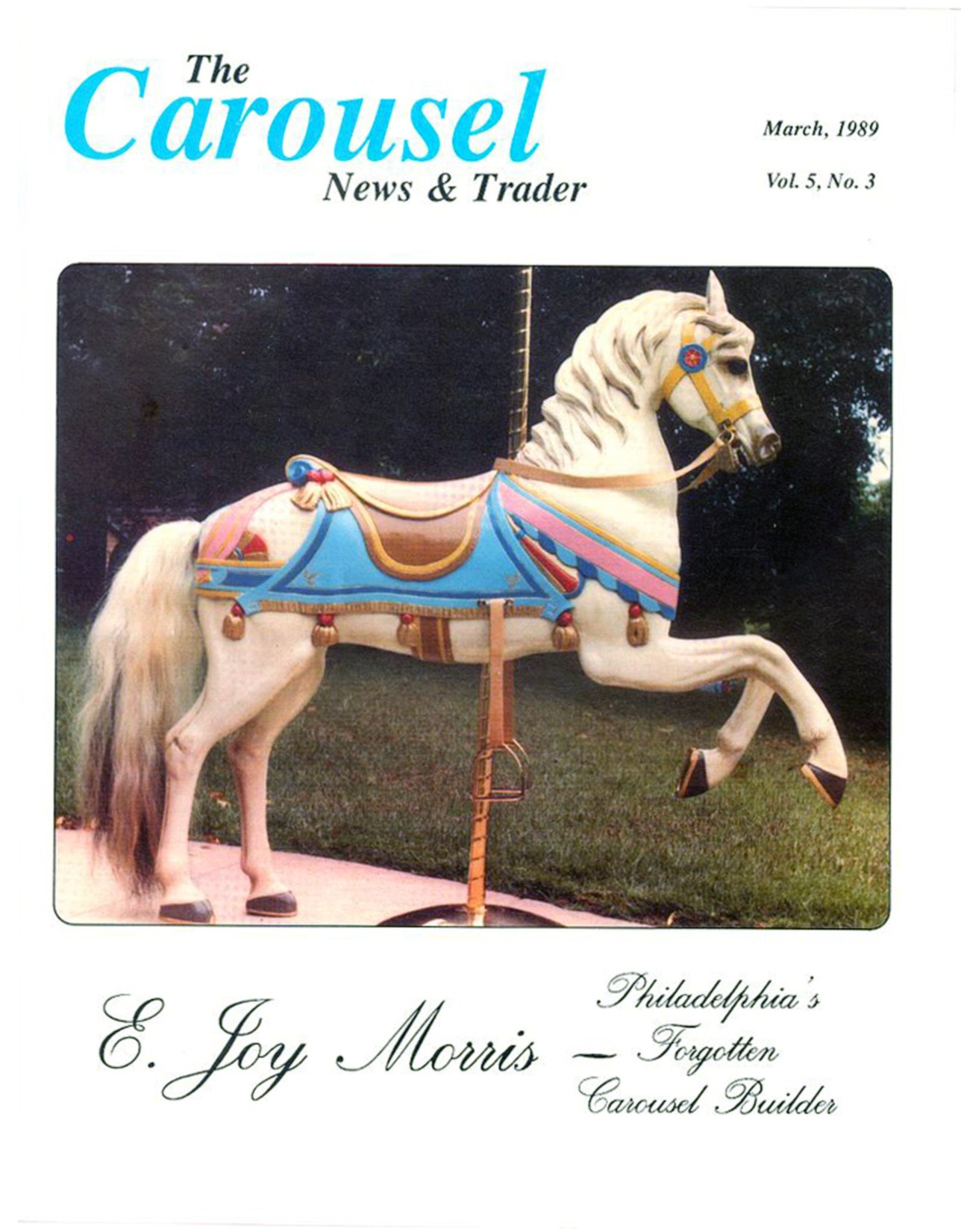 cnt_03_1989-cover-E-Joy-Morris-ca-1900-antique-carousel-horse