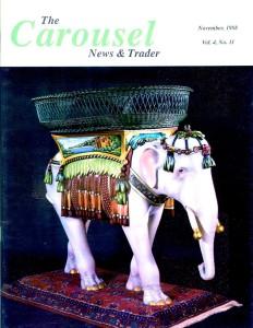 cnt_11_1988-cover-rare-1920-Allan-Herschell-carousel-elephant