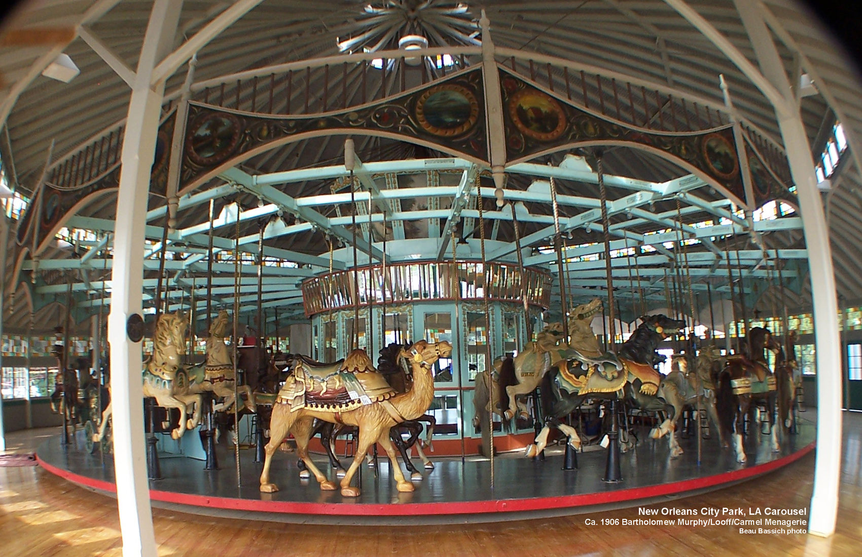 1906-New-Orleans-City-Park-carousel-CNT-center-Oct-06