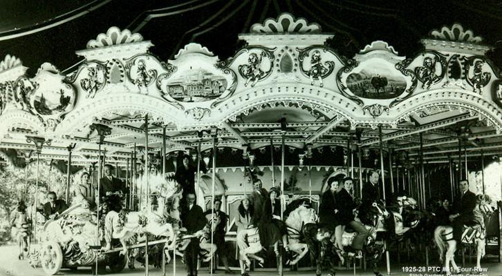 1905 Pen Mar Muller Carousel - CarouselHistory.comCarouselHistory.com