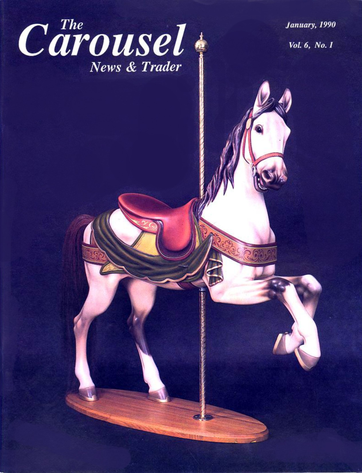 Issue No. 1, Vol. 6 – January 1990