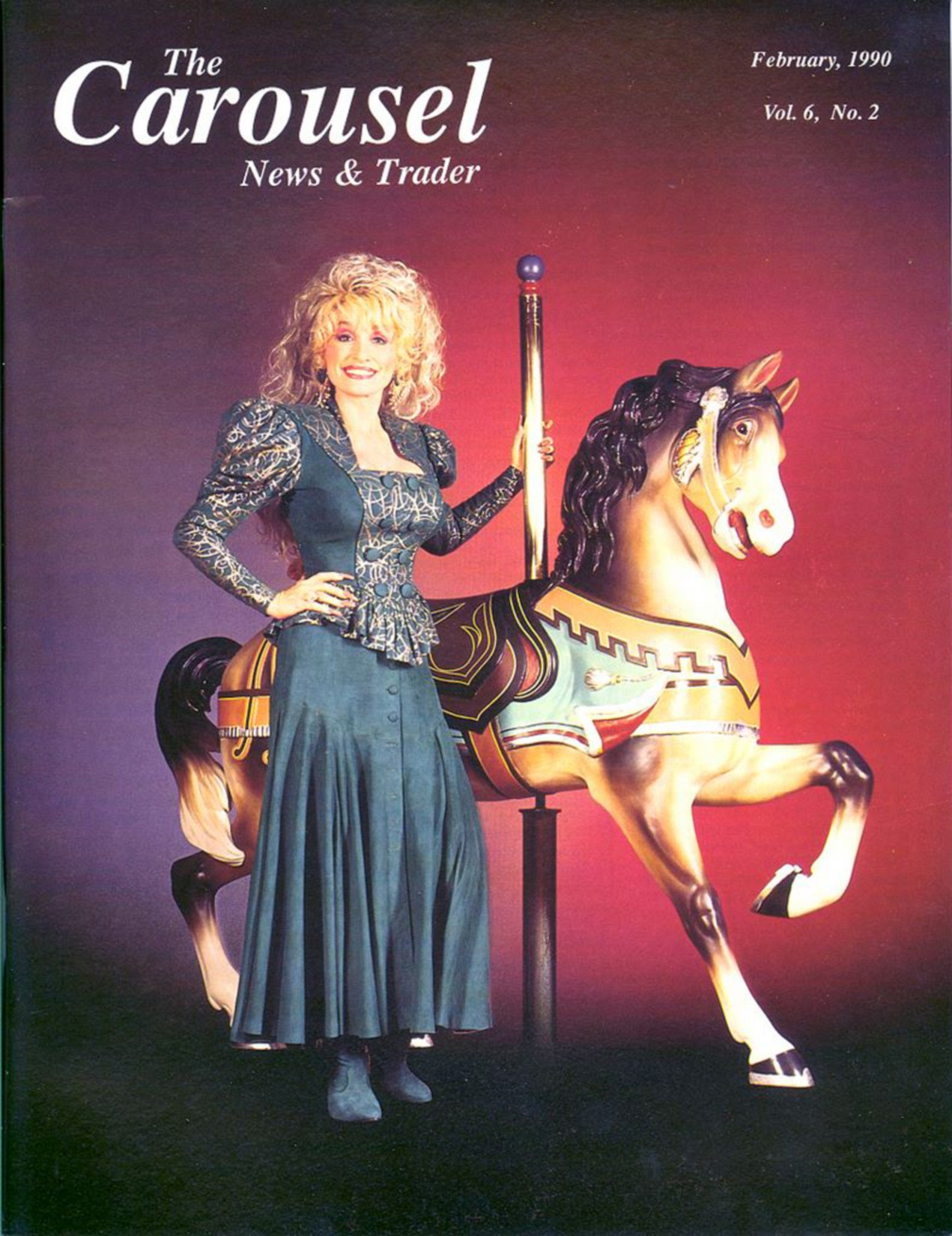 Carousel-News_02_1990-Dolly-Parton-historic-Dentzel-carousel