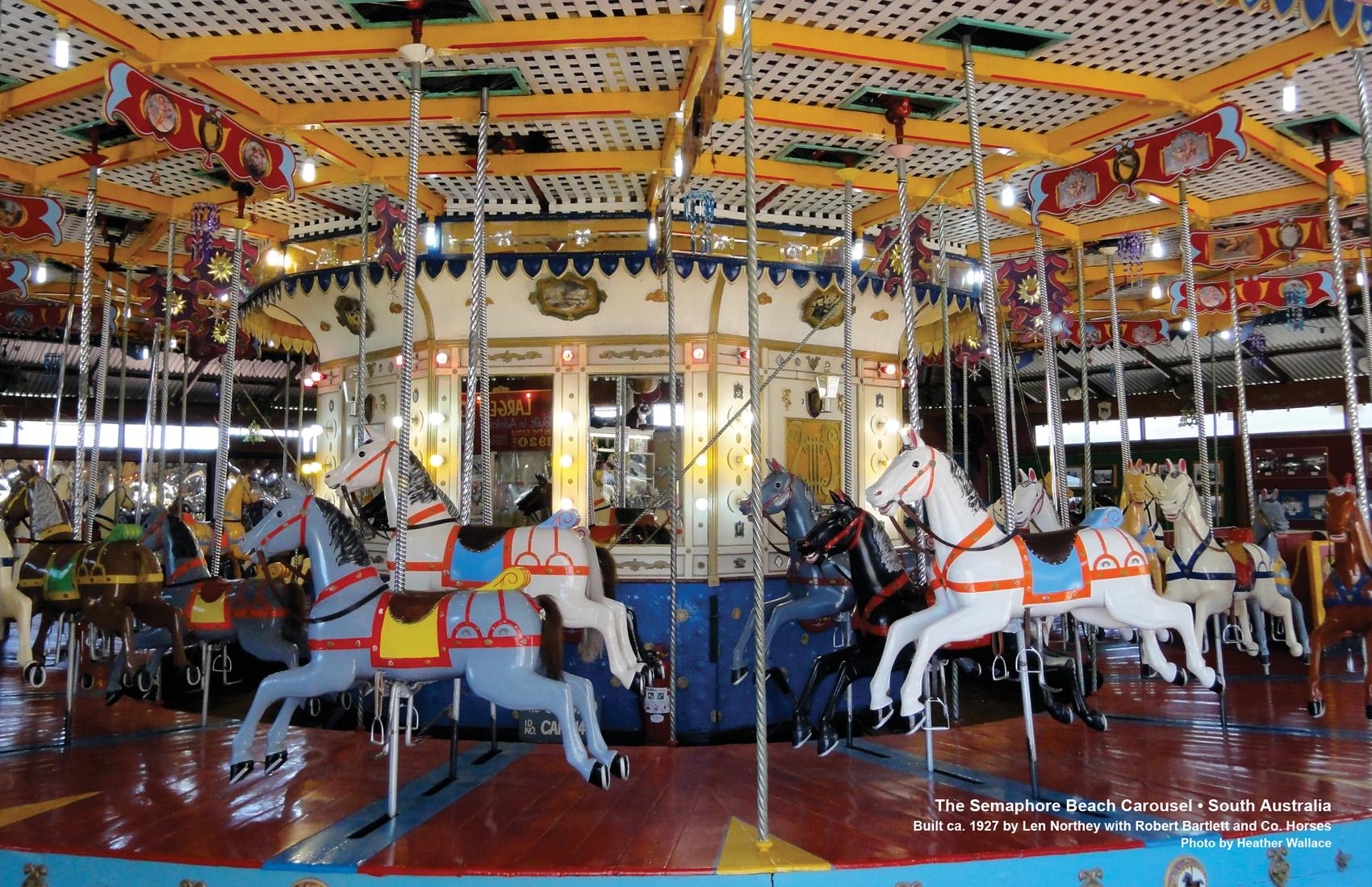 Historic-Semaphore-Beach-carousel-Australia-CNT-center-Feb-12