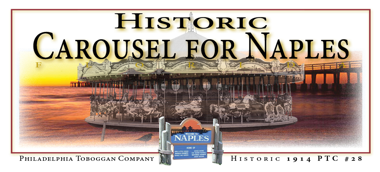 Become a Friend of the Naples Carousel
