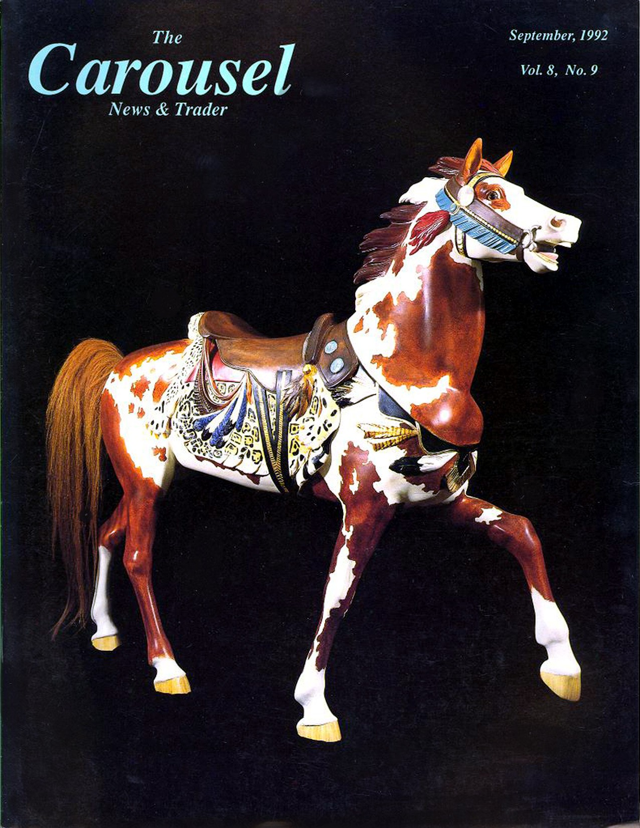 Issue No. 9, Vol. 8 – September 1992