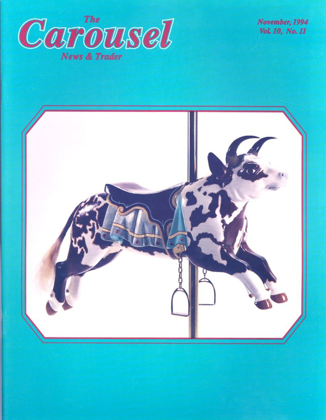 Issue No. 11, Vol. 10 – November 1994