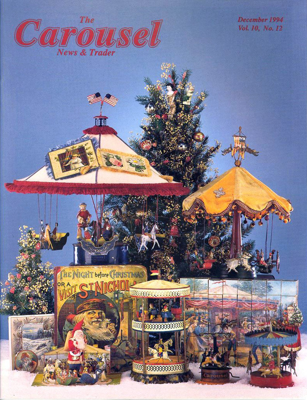 Issue No. 12, Vol. 10 – December 1994