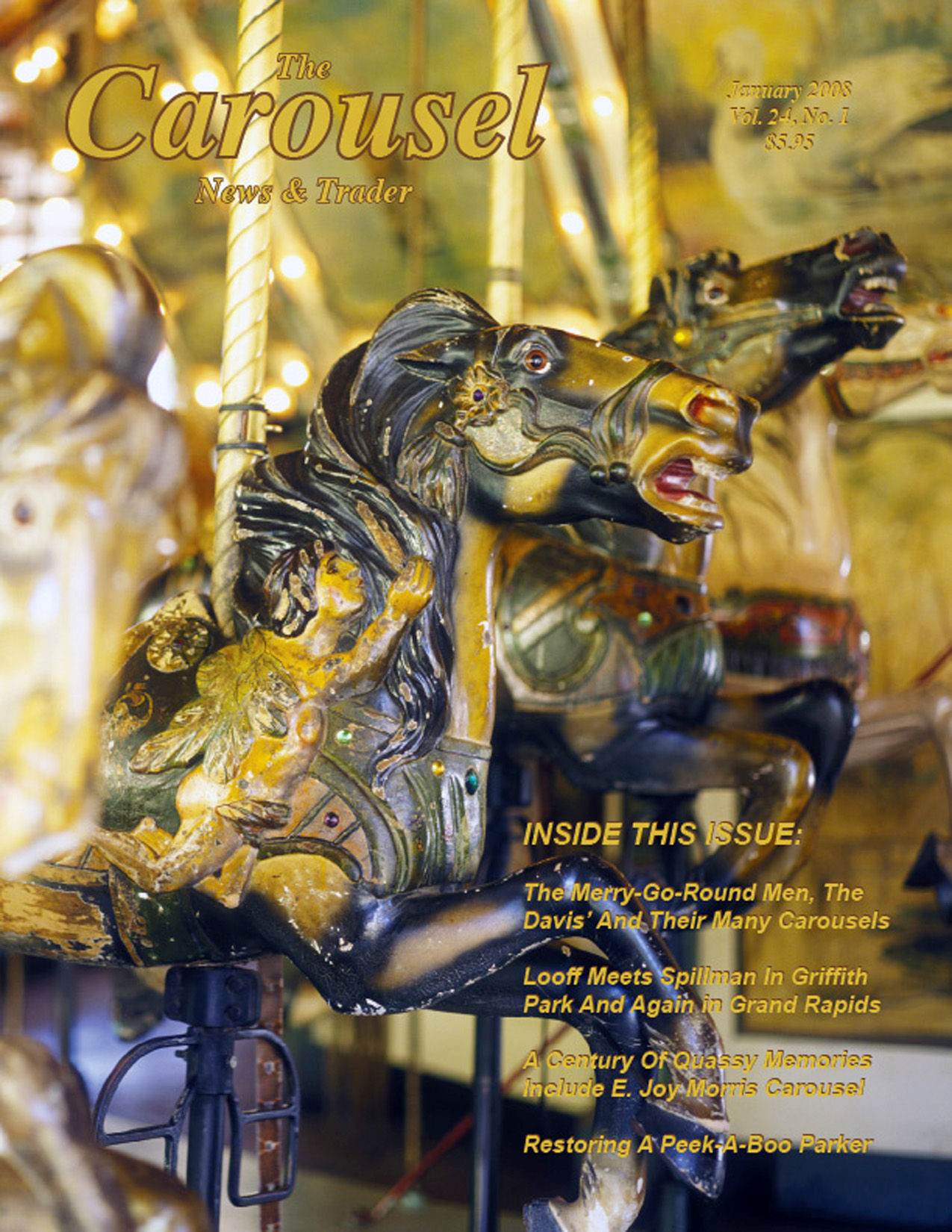 Issue No. 1, Vol. 24 – January 2008