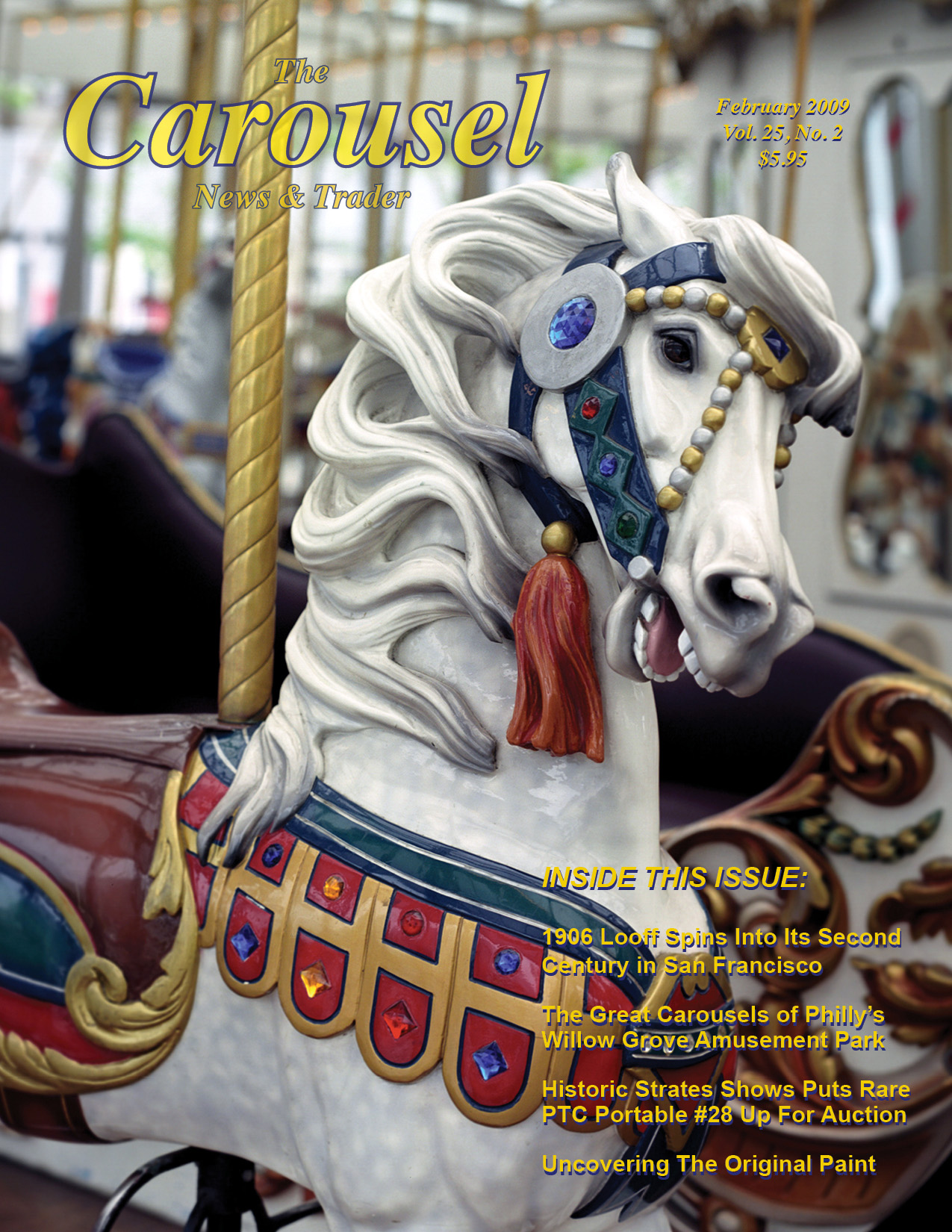 Issue No. 2, Vol. 25 – February 2009