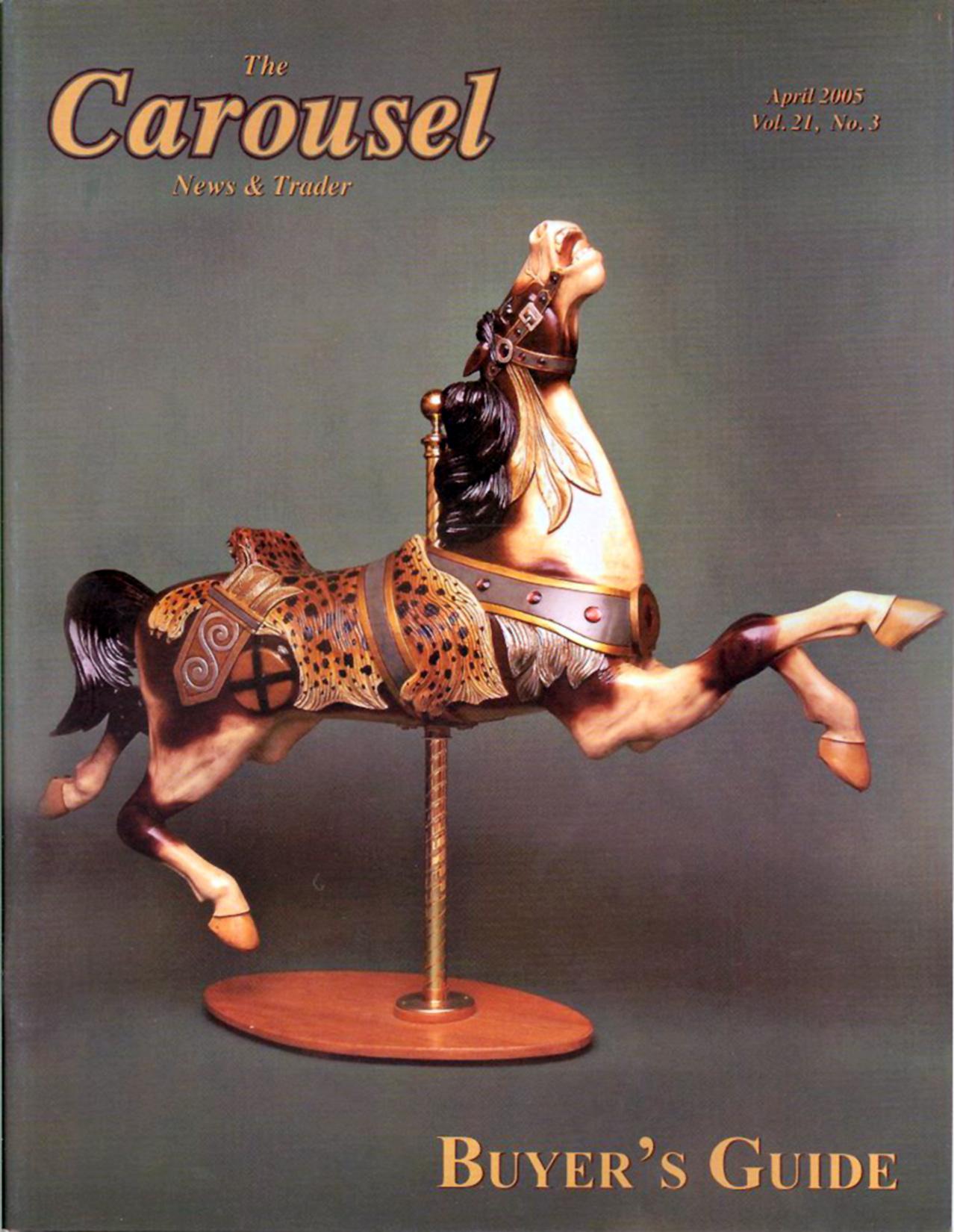 Carousel-news-cover-4_2005-C-W-Parker-pelt-saddle-stargazer
