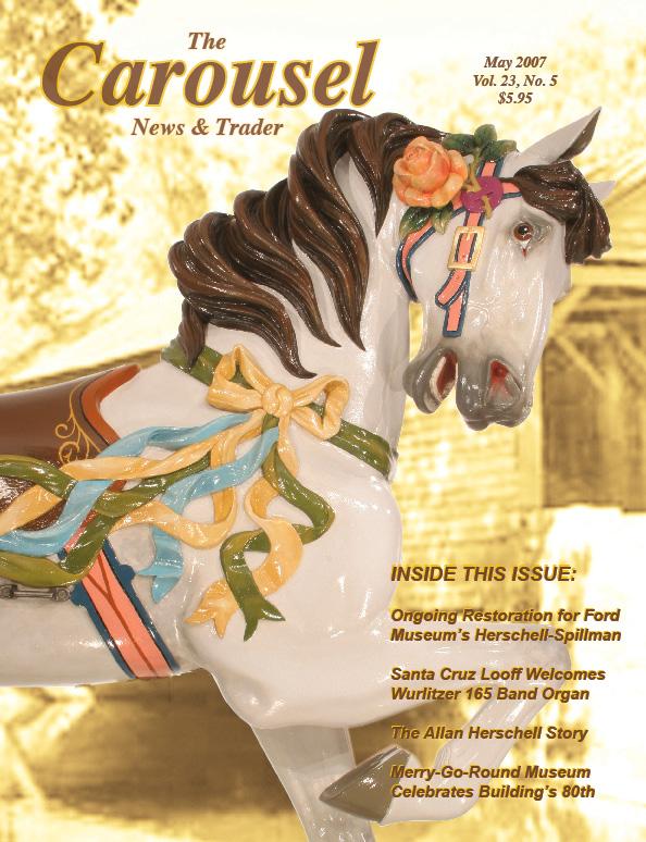 Carousel-news-cover-5_2007-Herschell-Spillman--carousel-Greenfield-Village-Ford-MuseumI