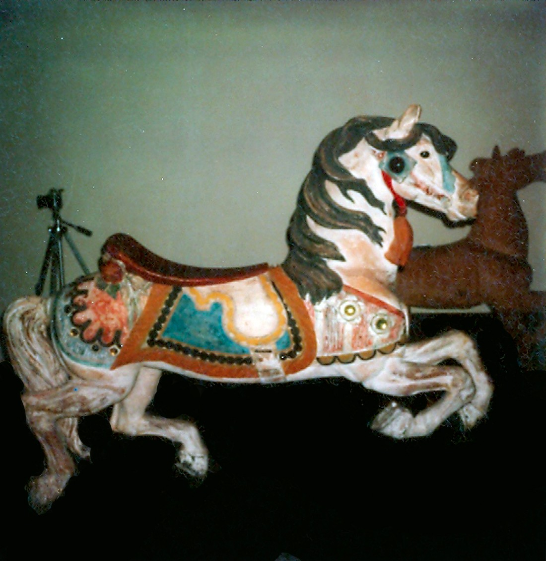 Fraley-Redbug-Carousel-restoration-studio-1980