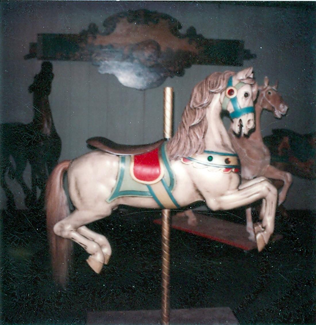 Fraley-Redbug-Studio-Dentzel-carousel-horse-1980-visit