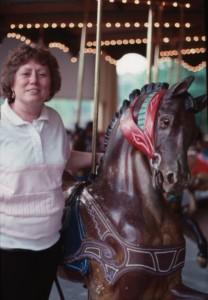 Nancy-Loucks-CNT-Founder-1924-Dentzel-Dollywood-ca-1991