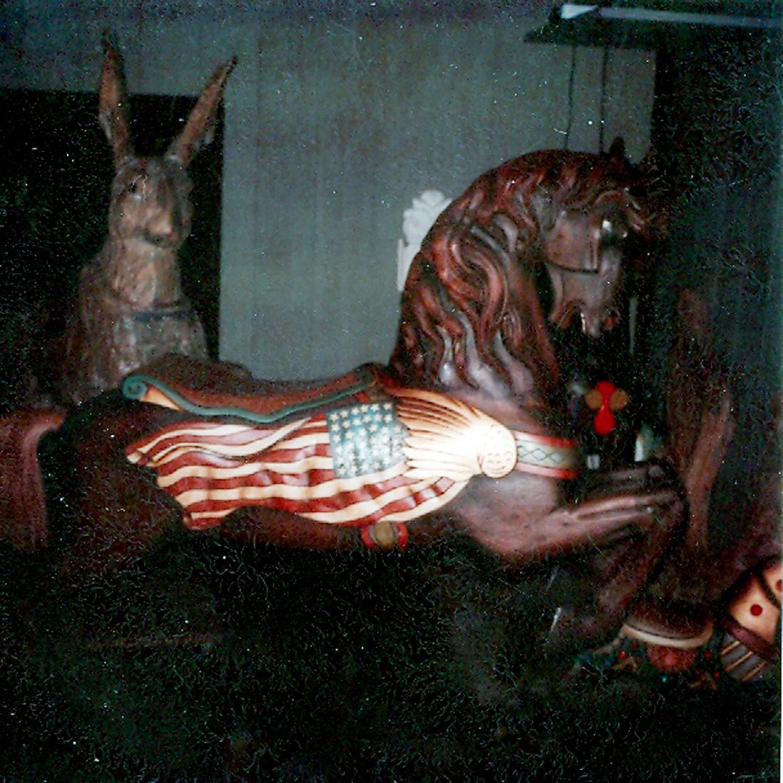 Redbug-Carousel-restoration-studio-1980-San-Francisco