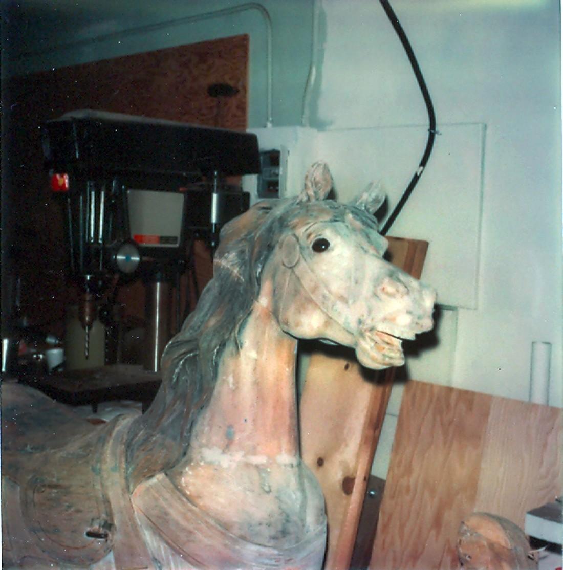 Redbug-Studio-antique-carousel-horse-restoration-1980-visit_008