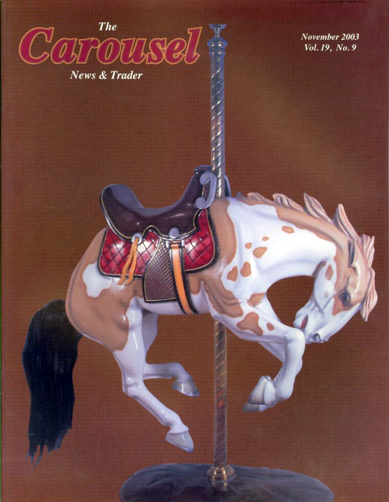 Issue No. 9, Vol. 19 – November 2003