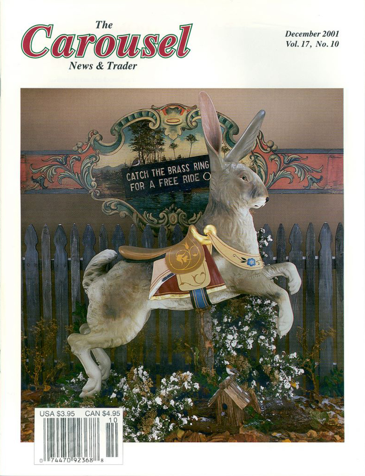 Issue No. 10, Vol. 17 – December 2001