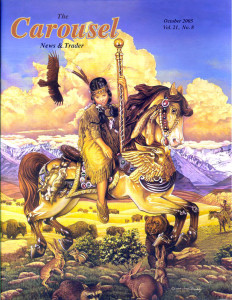 Carousel-news-cover-10_2005-Indian-Princess-James-Barkley-artist