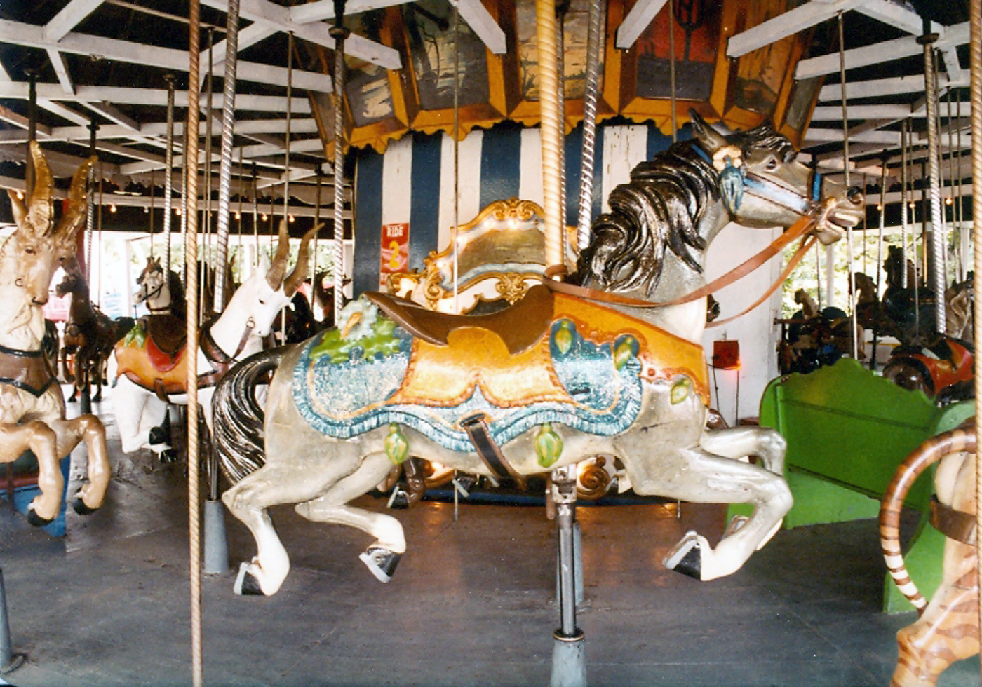 1902-E-Joy-Morris-Menagerie-Carousel-Quassy-Lake-Park-1979-photos-035